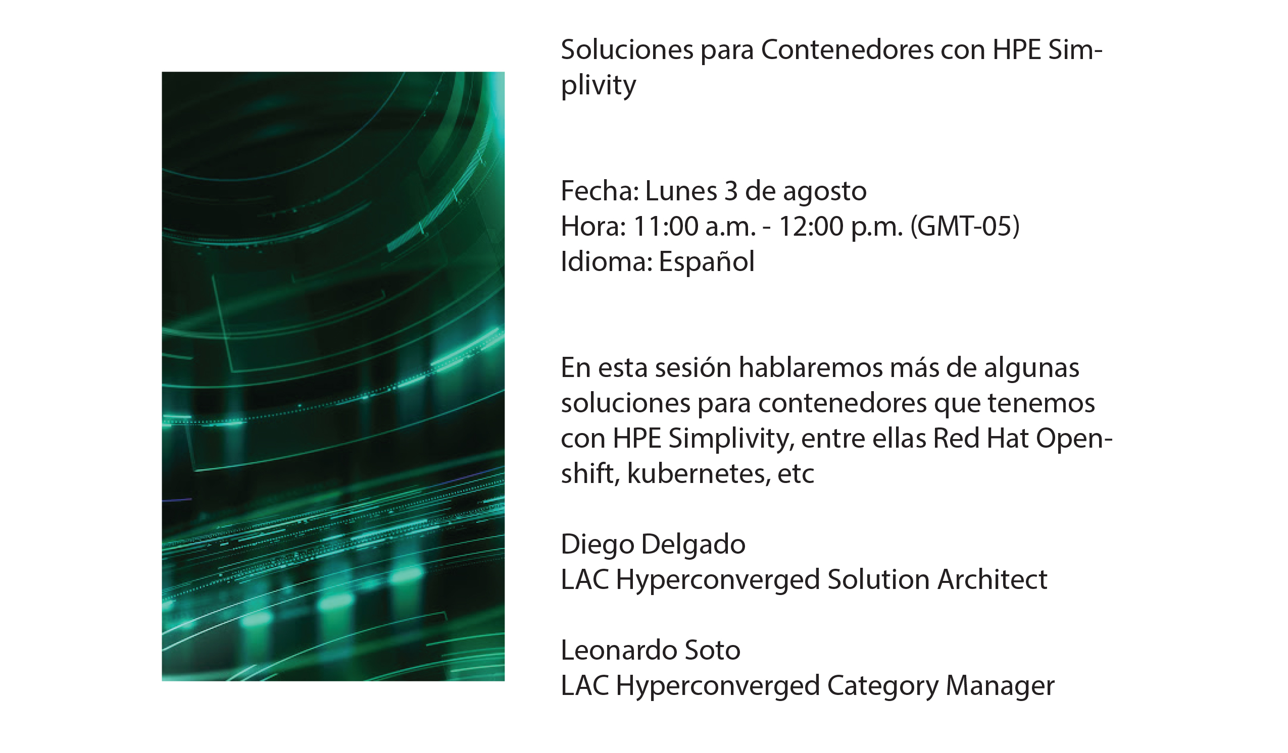 LAC Partner Technical Academy Sesiones Agosto