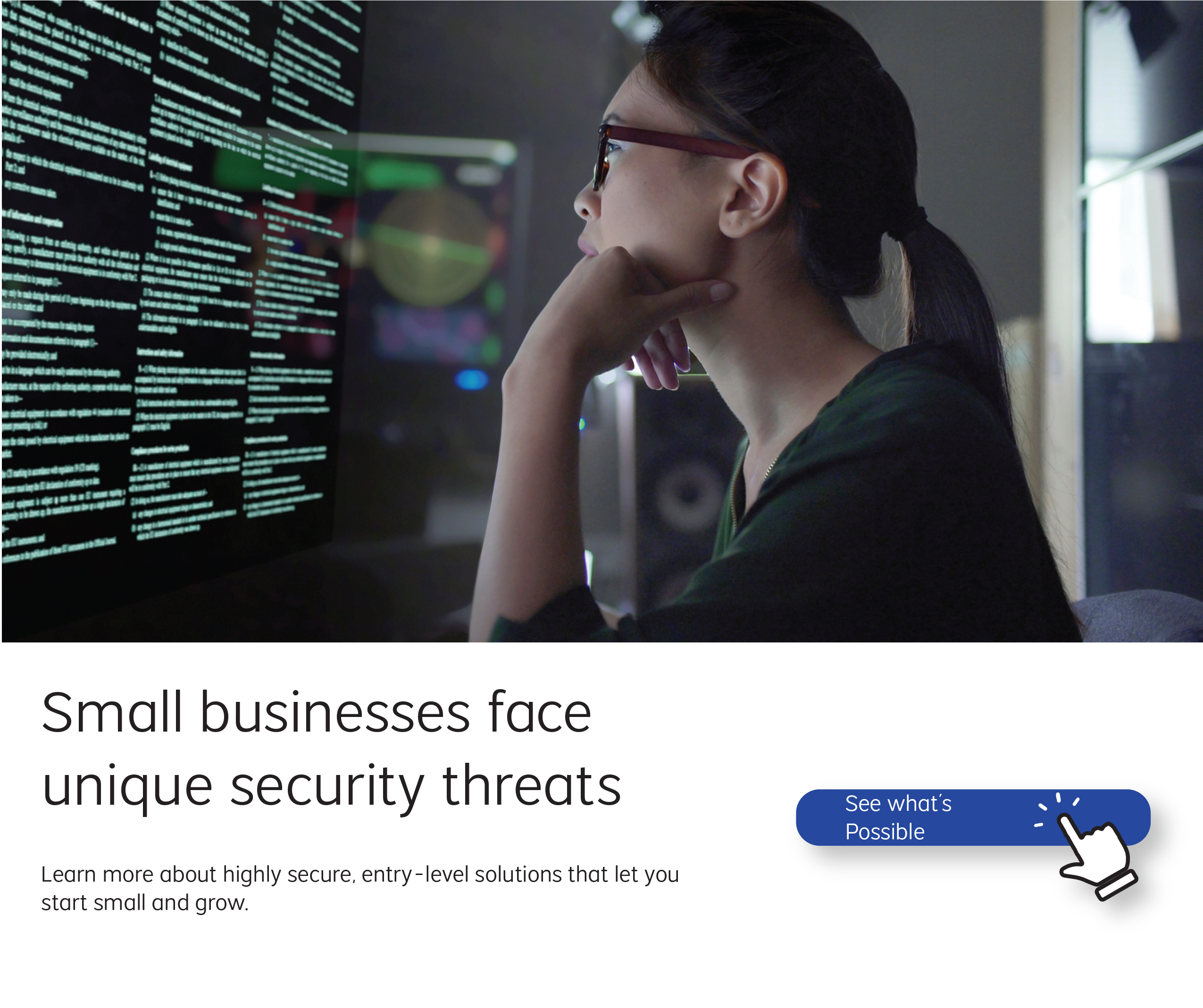 Protect your business by protecting your data