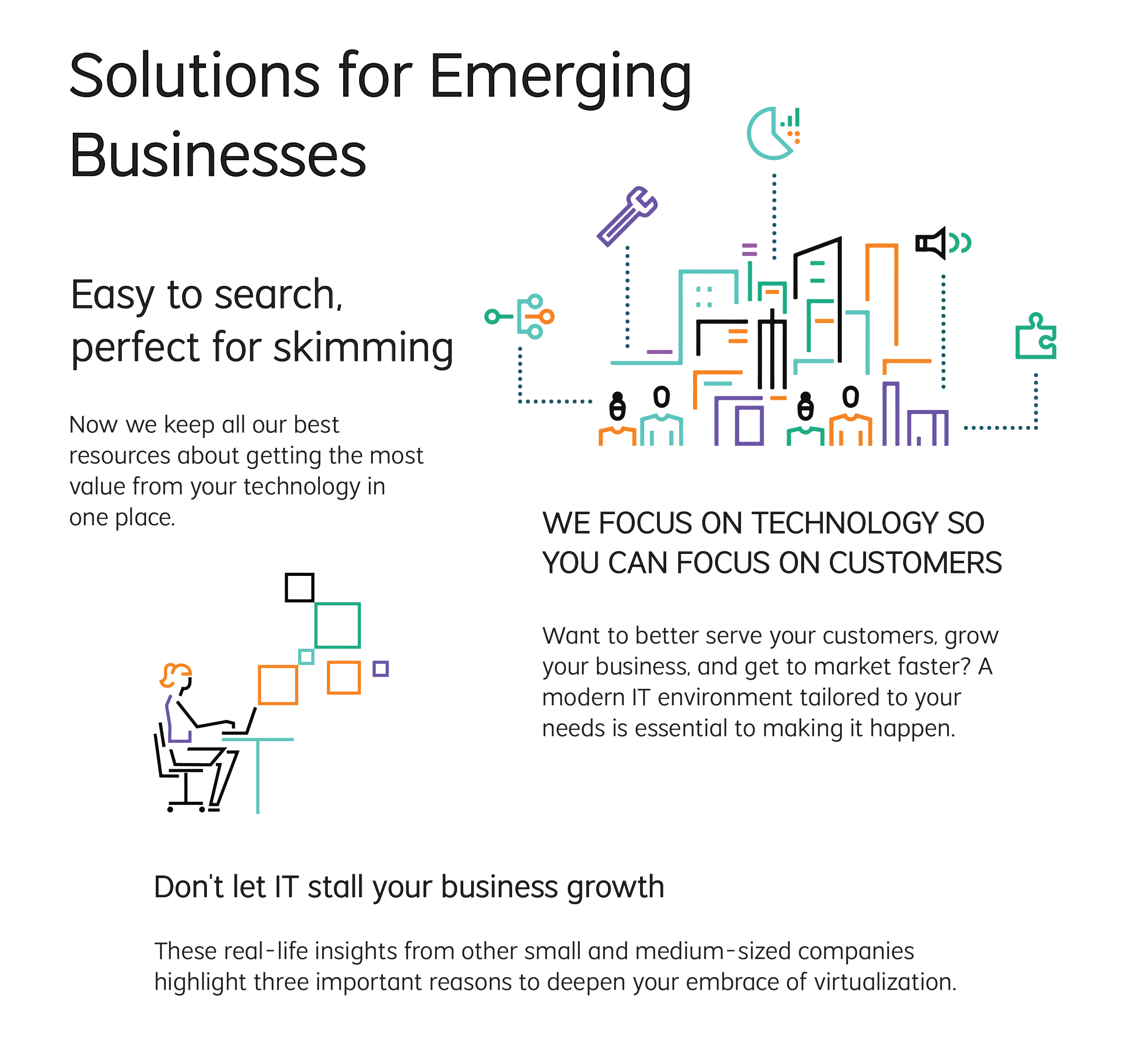 Solutions for Emerging Businesses