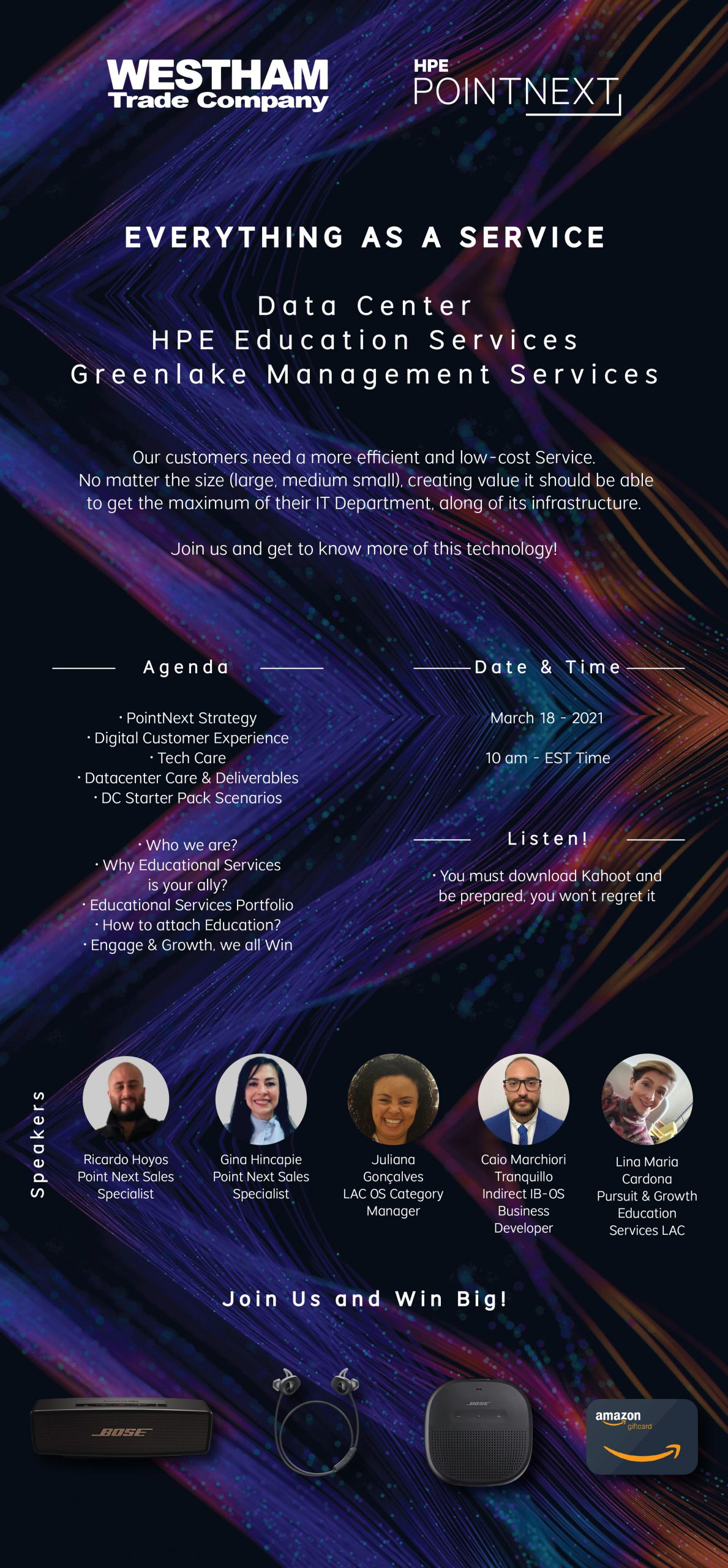 PointNext Event Invitation-Caribbean
